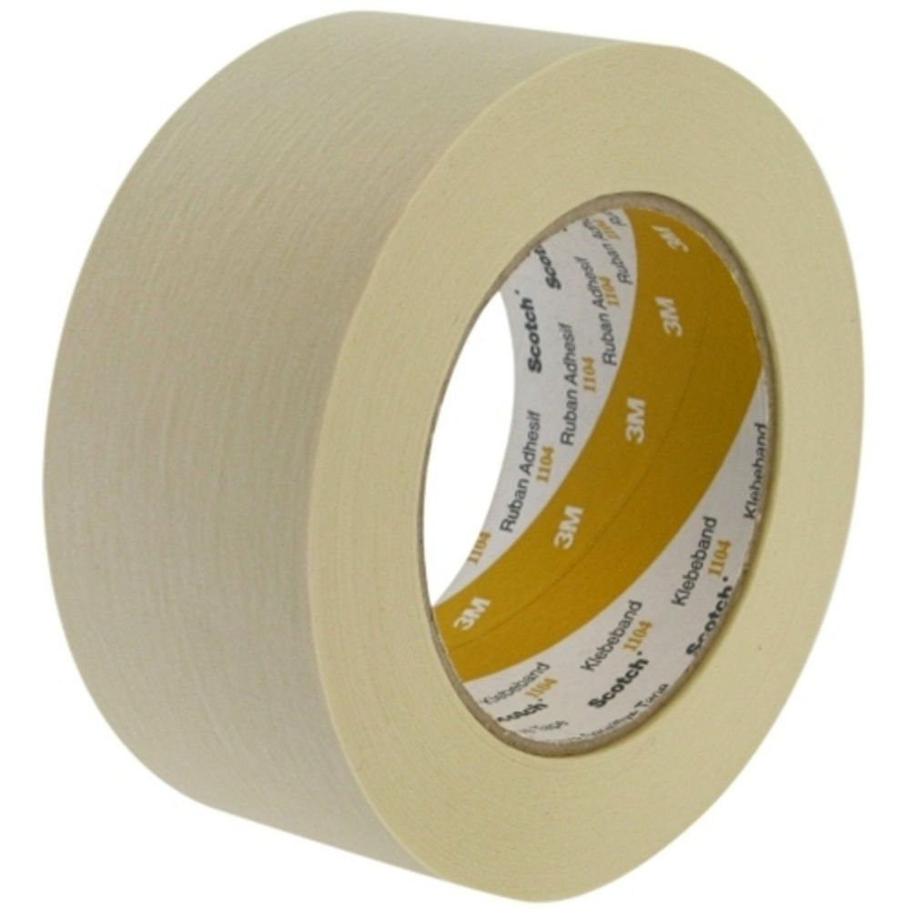 3M 1104 Low Tack Masking Tape